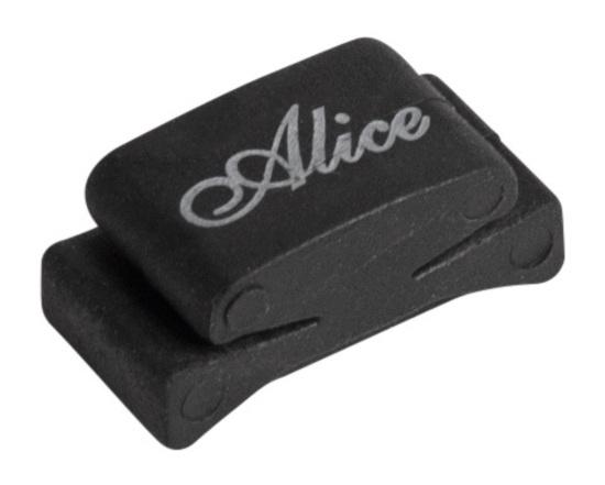 alice rubber guitar pick holder 5 pack swamp. Black Bedroom Furniture Sets. Home Design Ideas
