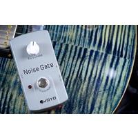 joyo jf 31 noise gate guitar pedal noise feedback and signal eliminator ebay. Black Bedroom Furniture Sets. Home Design Ideas