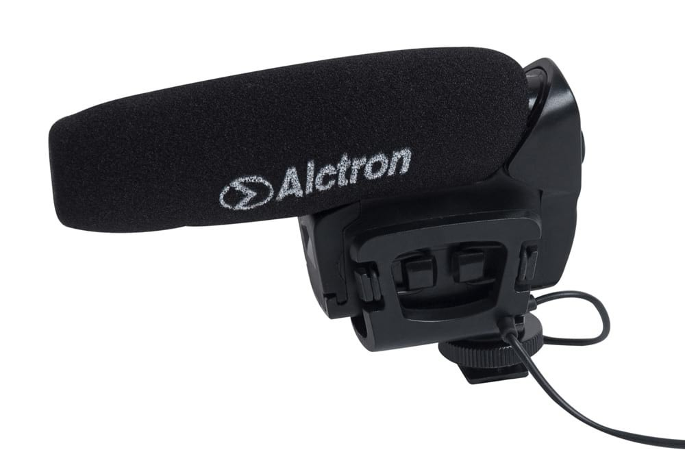 ALCTRON VM-6 Professional Video Microphone