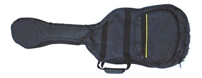 SWAMP Bass Guitar Case - Padded Carry Bag