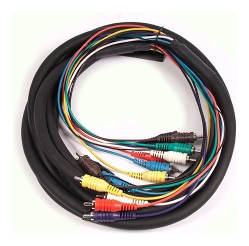 SWAMP 8 Channel RCA Snake Cable - 2m