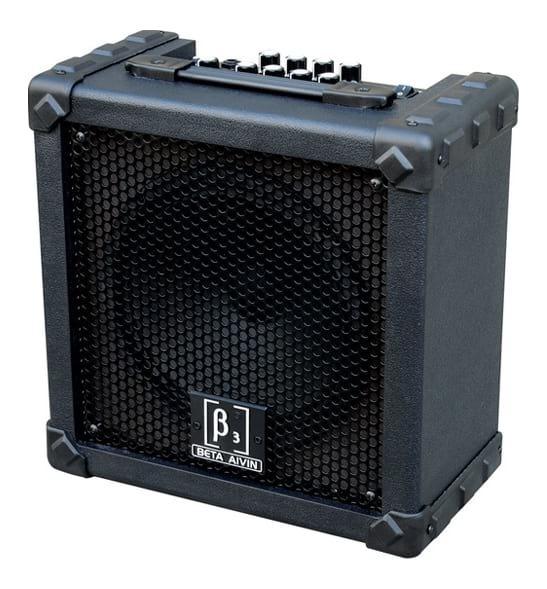 guitar amplifier 20w with amp modelling fx mic aux input swamp. Black Bedroom Furniture Sets. Home Design Ideas