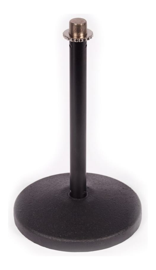 Mini Round Table Top Microphone Stand
