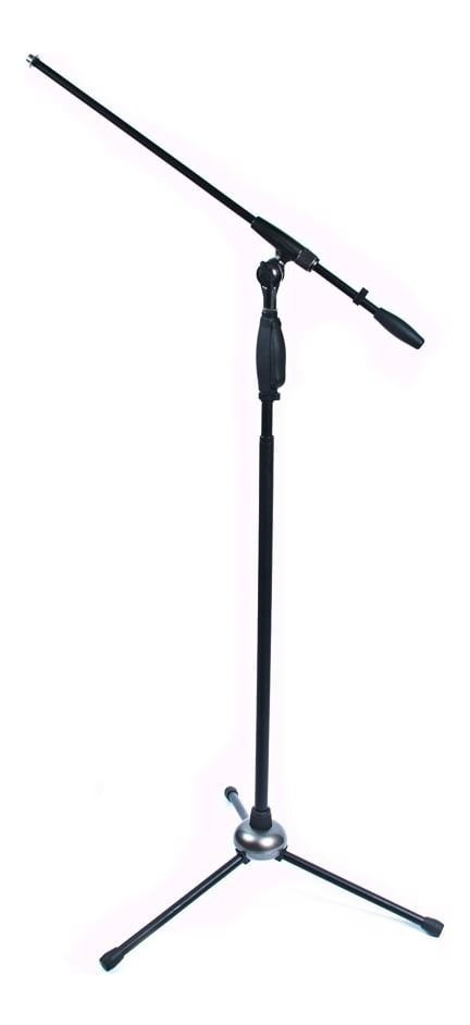 Single Hand Height Adjust - Vocal Microphone Stand