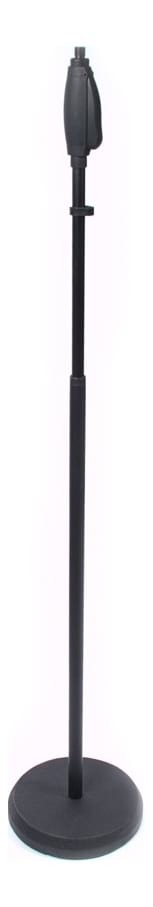 Stage Vocal Microphone Stand - Single Hand Height Adjustment