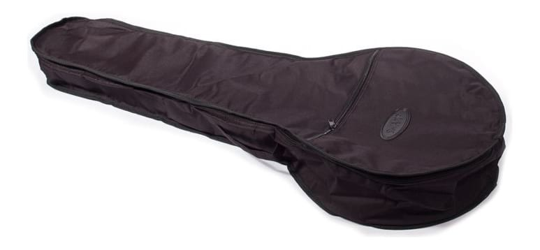 SWAMP 4 String Banjo Case - Thick Padded Gig Bag