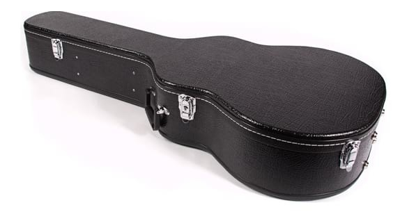SWAMP Jumbo Acoustic Guitar Hard Case