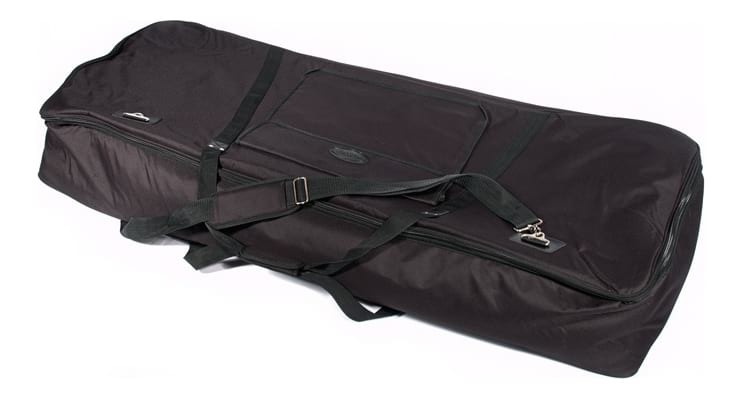 SWAMP 76 Key Keyboard Case - Heavy Duty Carry Bag