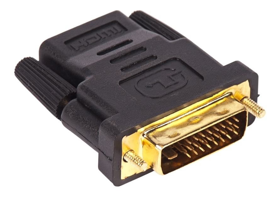 HDMI to DVI Adapter 1080p - HDMI Female to DVI Male Video Cable Adapter