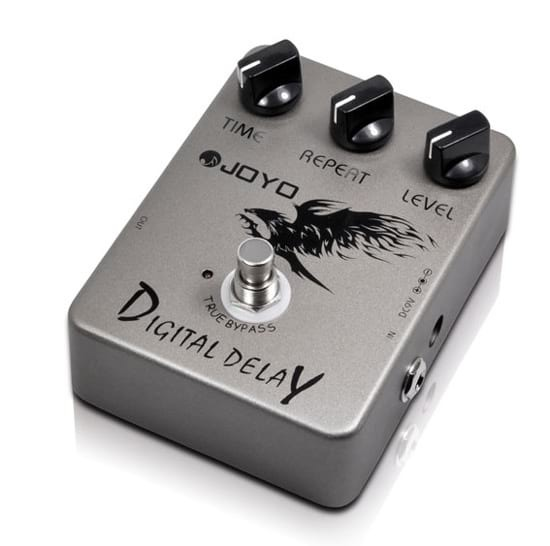 JOYO JF-08 Digital Delay Guitar Pedal