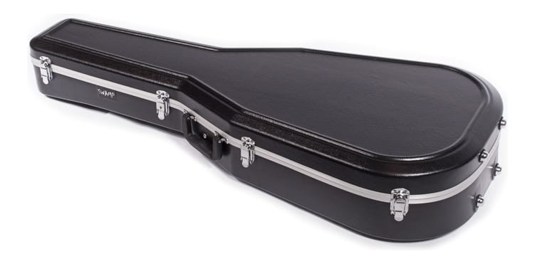 SWAMP Classical Guitar Hard Case - ABS Style