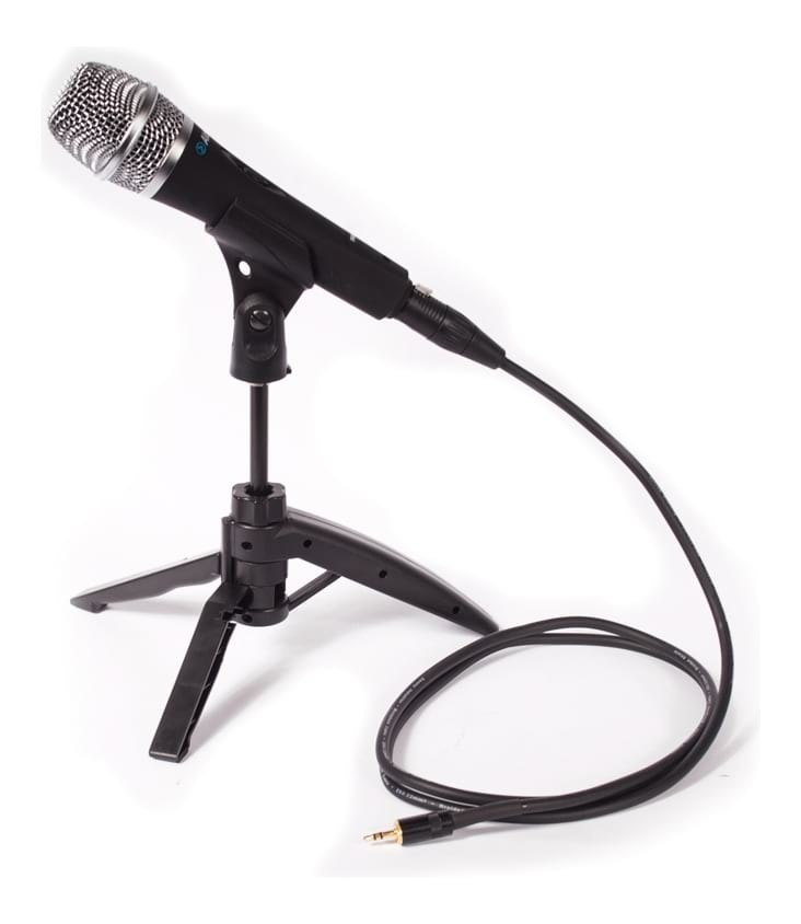 Interview Recording Microphone Pack for Video