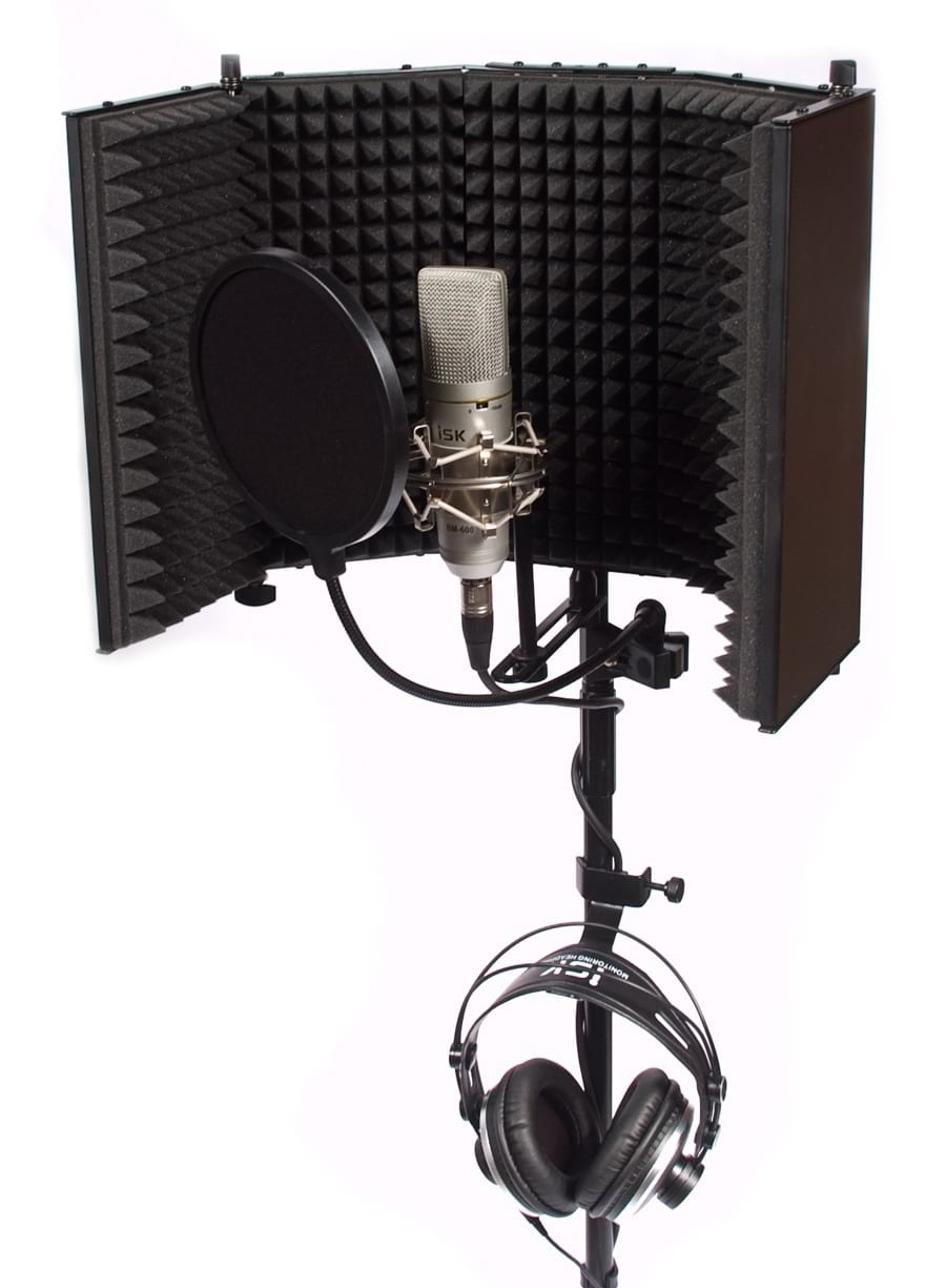 Studio vocal recording package bm 600 hp 980 ebay for Hp bm