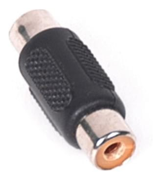 Audio Adapter - RCA female to RCA female