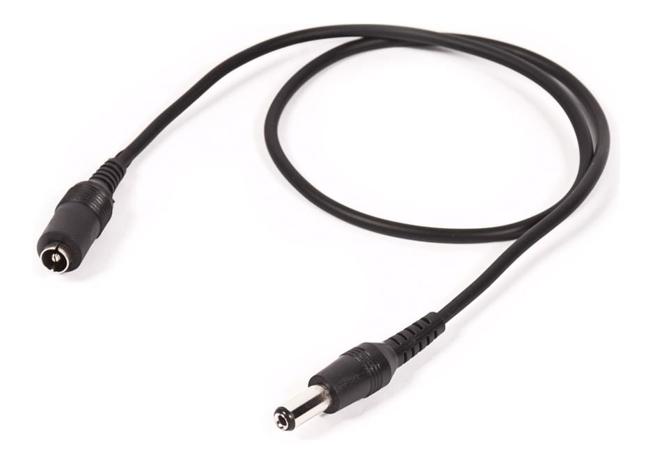 SR-DC1 Guitar Pedal Power Extension Cable 50cm - 2.1mm ID Plug