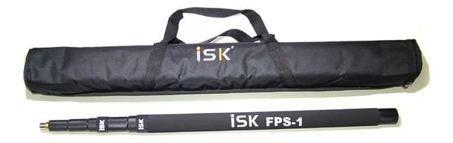 iSK FPS-1 Fish-Pole Broadcast Microphone Boompole