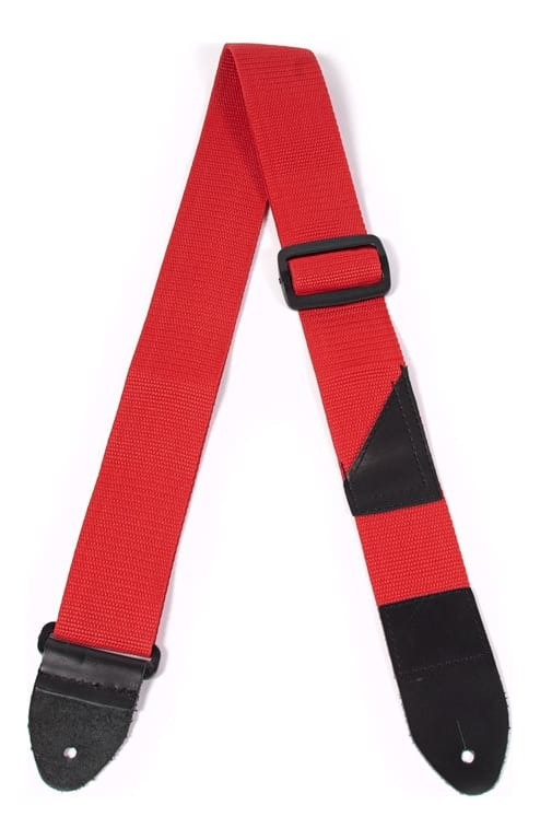 SWAMP RED Guitar Strap