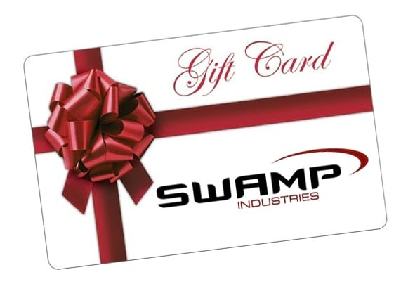 SWAMP Electronic Gift Voucher - $300