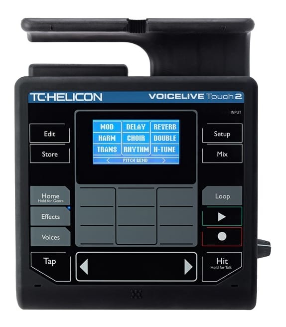 TC-Helicon VoiceLive Touch 2 | Vocal Effects Unit