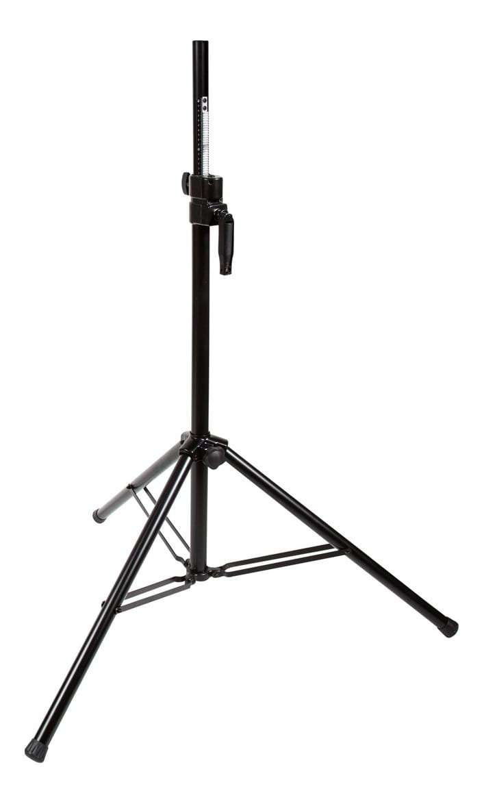 SWAMP Heavy Duty PA DJ Speaker Stand with Track Locking and Hand Winch