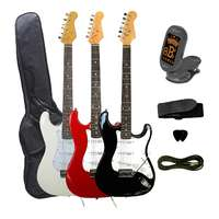 Artist ST Style Electric Guitar Plus Accessories