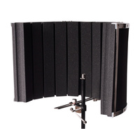 SWAMP PF-30 Studio Vocal Recording Booth - Reflexion Filter