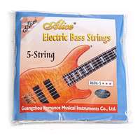 5 String Set - Alice A606-5 Electric Bass Guitar Strings 45-130