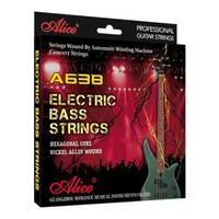 Alice Electric Bass Guitar Strings - Medium Gauge 45-105