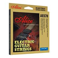 Alice Electric Guitar Strings - Anti-Rust - Light 9-42