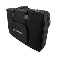 SWAMP Padded Carry Bag for Medium-Large Guitar Effect Pedal Bridge