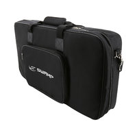 SWAMP Padded Carry Bag for Medium Guitar Effect Pedal Bridge