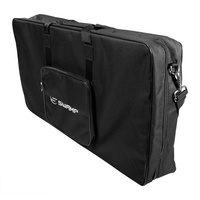 SWAMP Padded Carry Bag for Large Guitar Effect Pedal Board Bridge
