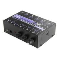 ART ProMix 3-Channel Microphone Combiner / Mixer