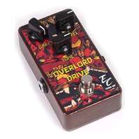 EC Custom Overlord Overdrive Guitar Pedal