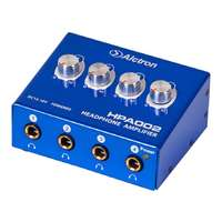 "Alctron - 4 Channel Studio Headphone Splitter Amplifier - 1/4"" Jacks"