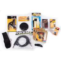 Acoustic Guitar Accessories Package