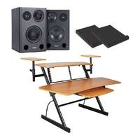 SWAMP WS-03 Studio Monitor Workstation Package
