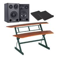 SWAMP XZ-703 Studio Monitor Workstation Package