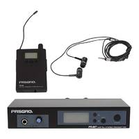 PASGAO PR-80 Wireless In-Ear Monitor System - Headphones Included
