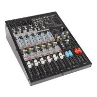 SWAMP S8-MK2 8CH Mixing Desk - Compressor - Effects - USB Audio Interface