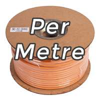 SWAMP SMC-202 Orange Microphone Cable - Per Metre