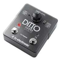 TC-Electronic Ditto Looper X2 Guitar Pedal