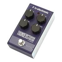 TC-Electronic Thunderstorm - Analog FLanger Guitar Effects Pedal