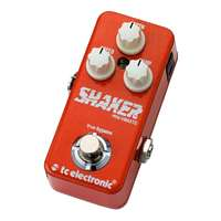 TC-Electronic Shaker - Vibrato Guitar Mini Effects Pedal
