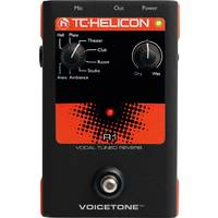 TC-Helicon VoiceTone R1 Reverb Pedal