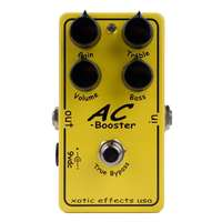 Xotic AC Booster - 'Almost Clean' Overdrive Booster Pedal