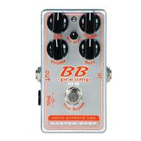 Xotic BB-MB - Mid Boost Preamp - Overdrive Pedal