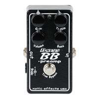 Xotic Bass BB Booster - 'Blues Breaker' Preamp - Overdrive Bass Pedal