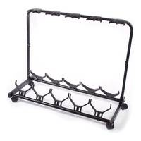 Multiple Guitar Rack Stand - 10 Space