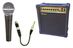 microphone signal into guitar amp hi z swamp. Black Bedroom Furniture Sets. Home Design Ideas